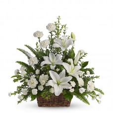 Kingdom Flowers Basket-22