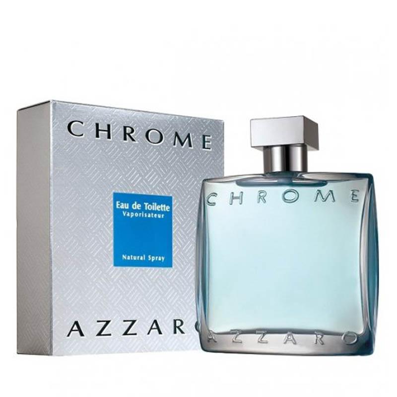 AZZARO/ CHROME (اصل)