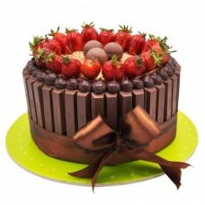 کیک شکلاتی-05