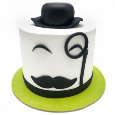 کیک فوندانت کاراگاه