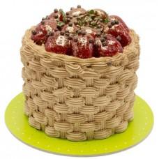 کیک نسکافه حصیری-2