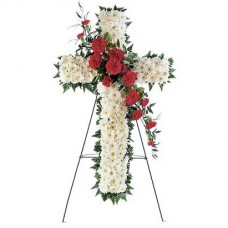 Hope and Honour Funeral Cross a2126