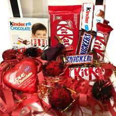 جعبه شکلات ولنتاین