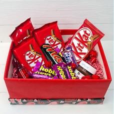 جعبه شکلات ولنتاین-1