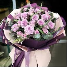 دسته گل روژان