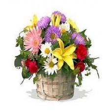 Joy of flower Basket