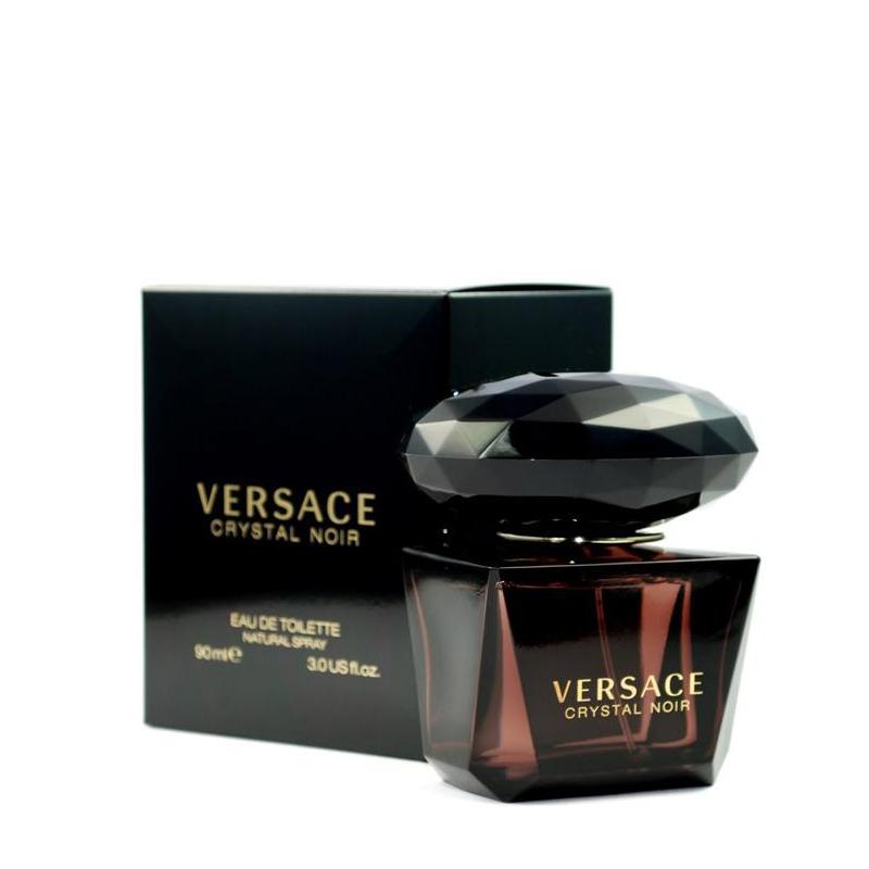 Versace Crystal Noir Тестер edt c крышкой 90 мл